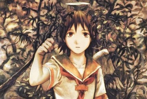 Angel Anime Rakka Haibane Renmei