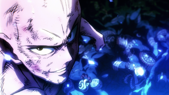 Saitama is the ultimate animated superhero out of all the One Punch Man heroes