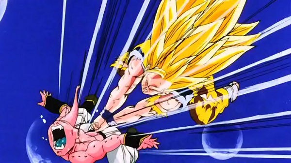 Dragon Ball Z Goku Buu
