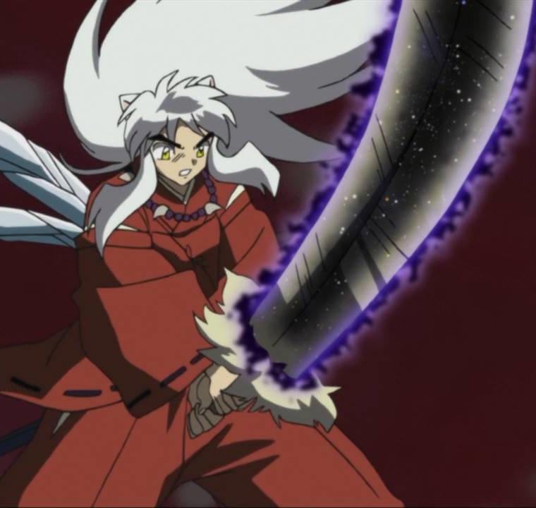 InuYasha: Inuyasha anime swords