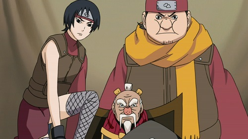 Naruto headbands hidden stone village