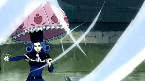 Juvia Lockser, Fairy Tail, anime water