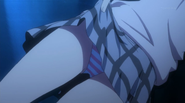 Komari Kamikita Little Busters anime