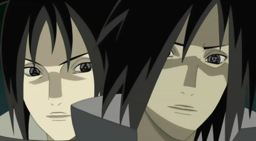 Naruto Shippuuden mangekyou sharingan naruto eyes madara and brother