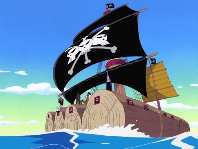 One Piece Blackbeard Pirates
