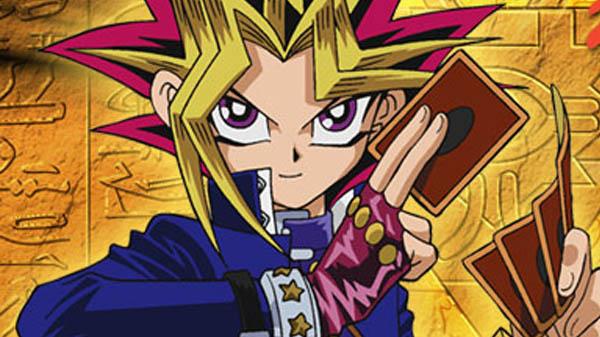 Yu Gi Oh Anime card game