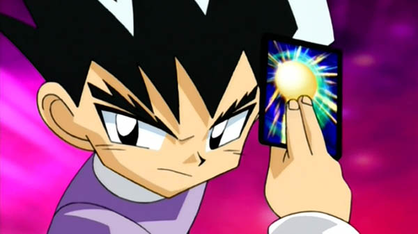 Duel Masters Anime card game