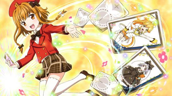 Fantasista Dolls Anime card game
