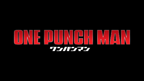 One Punch Man_Title