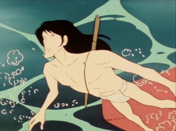 Goemon, Lupin III fundoshi
