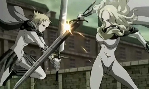 Claymore weapon,Clare, Raki