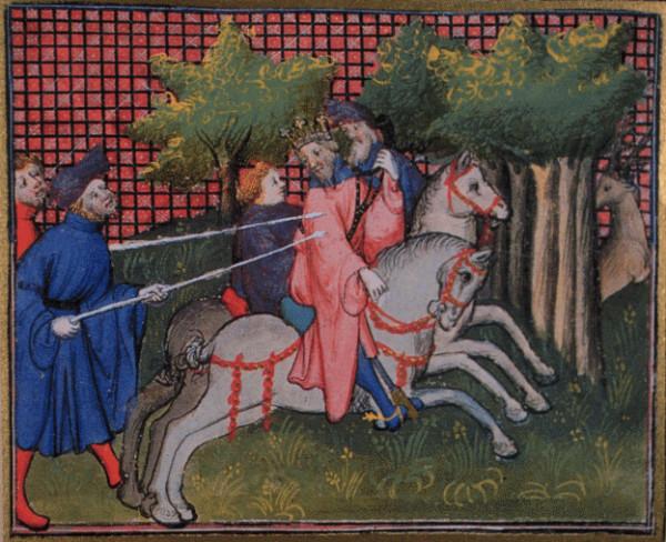 Meliodas King Arthur legends
