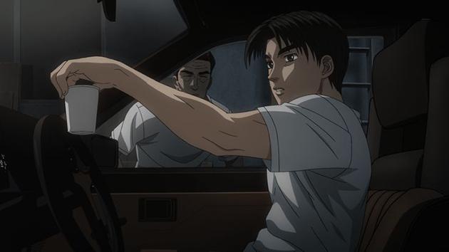 Initial D Takumi Fujiwara