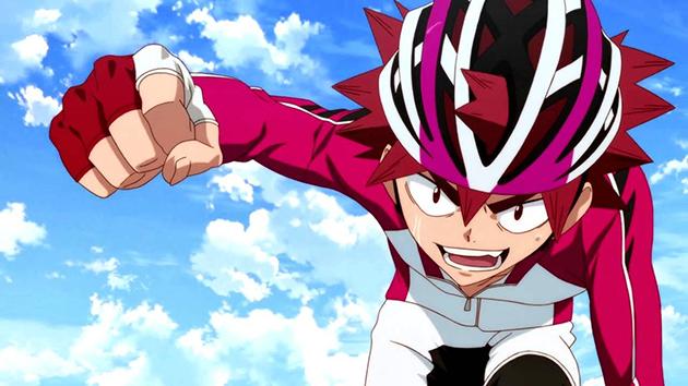Yowamushi Pedal Shoukichi Naruko