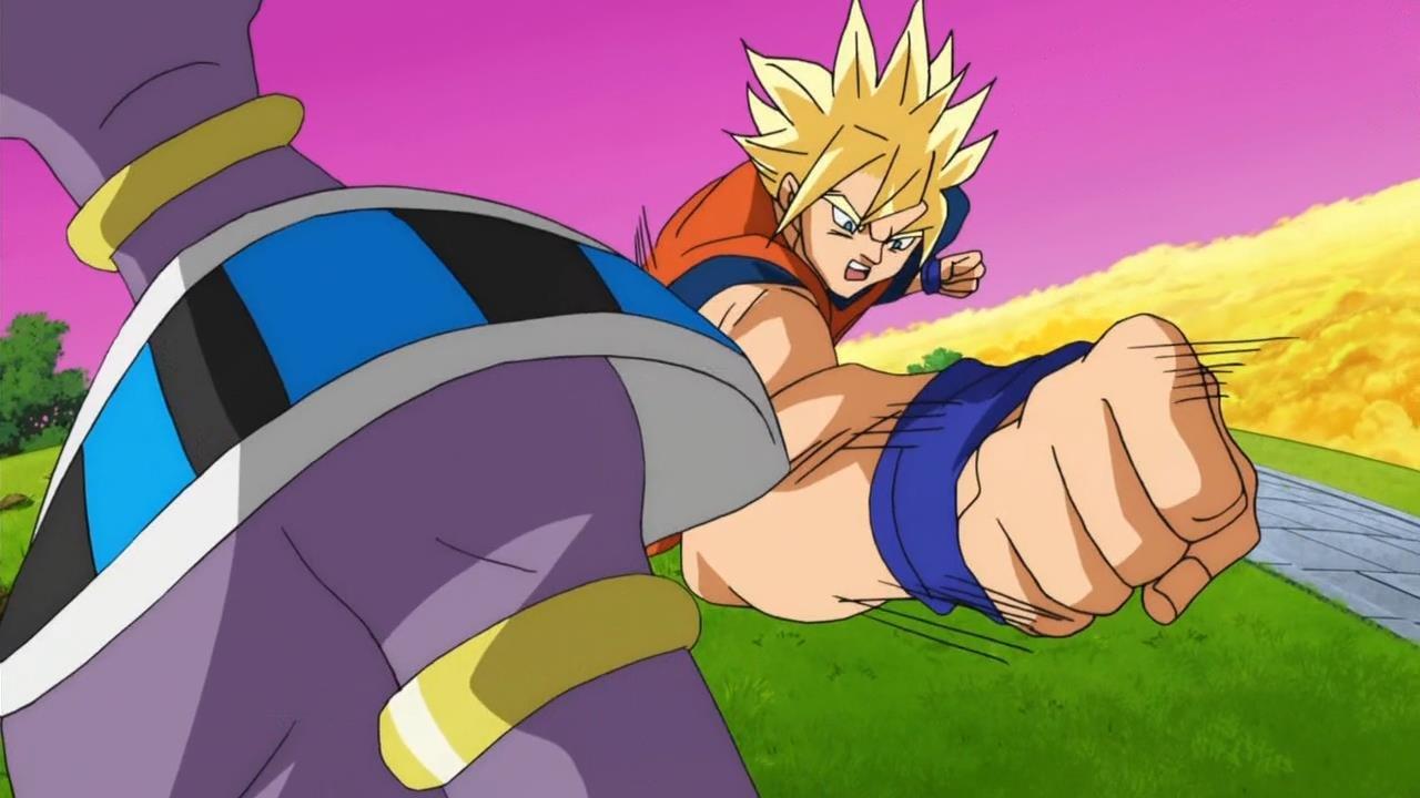 Dragon Ball Super bad art