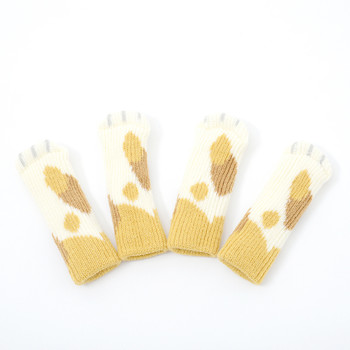 Mike Calico Nekoashi Chair Socks