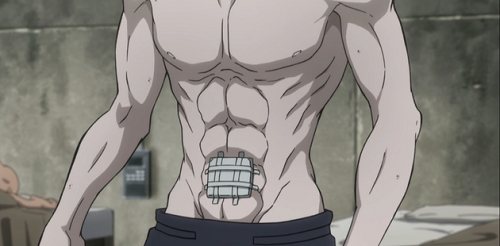 Killua Zoldyck from Hunter x Hunter has hot anime abs!