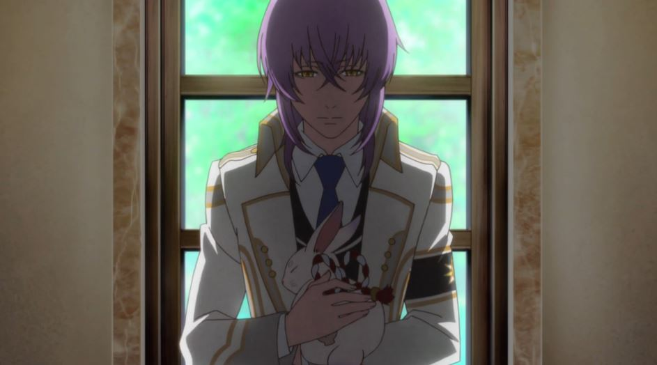 Usamaro the rabbit from Kamigami no Asobi is one of the cutest anime pets ever!, Tsukito Totsuka
