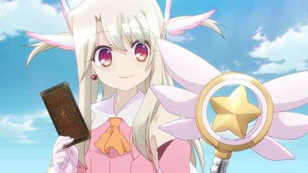 Illya Fate Stay Night loli anime characters