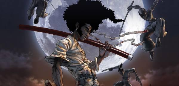 Afro Samurai Game