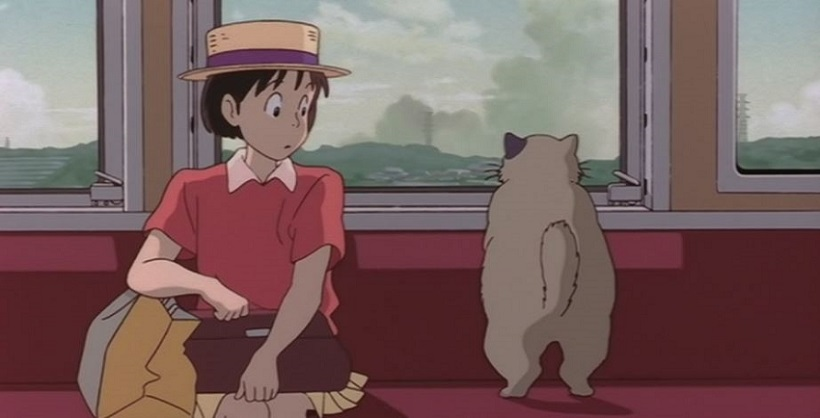 Muta or Renaldo Moon the cat from Mimi wo Sumaseba is one of the cutest anime pets ever!, Shizuku Tsukishima