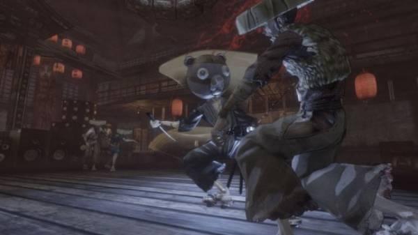 Afro Samurai Game Jinno Kuma