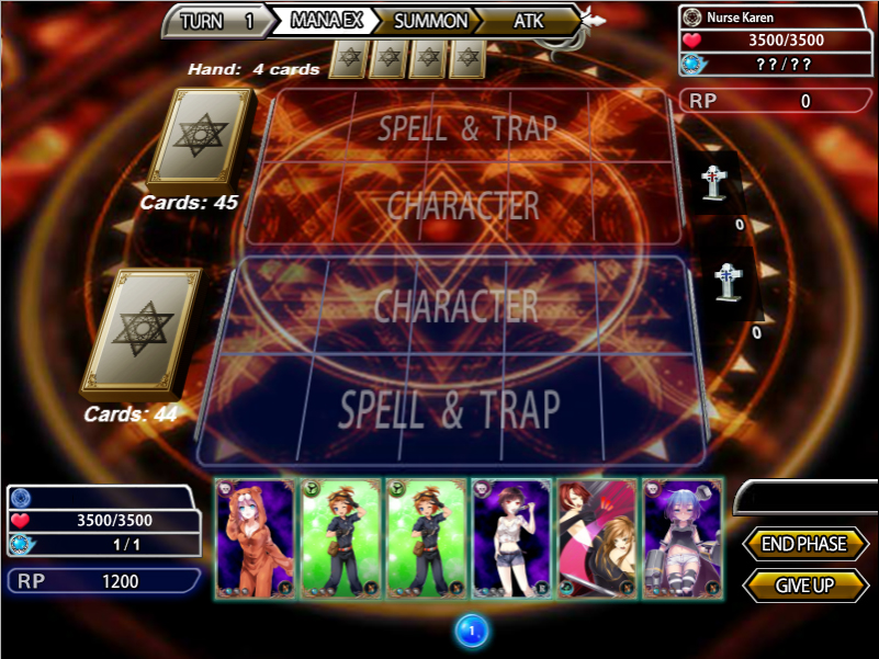 Angelic Saga gameplay