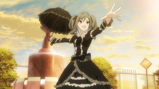 Ranko, lolita anime, The iDOLM@STER Cinderella Girls