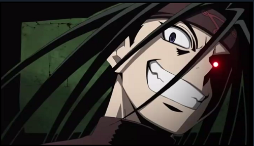 Envy Full Metal Alchemist