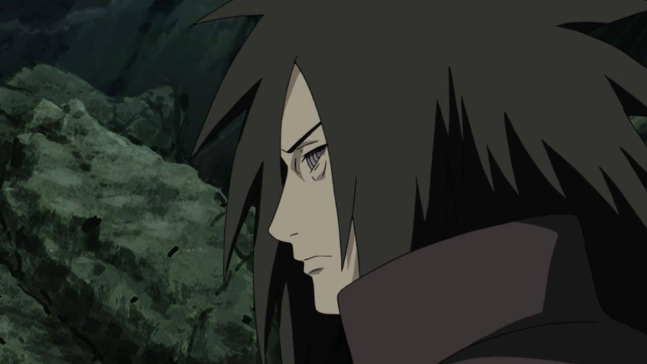 Naruto vs Madara Uchiha