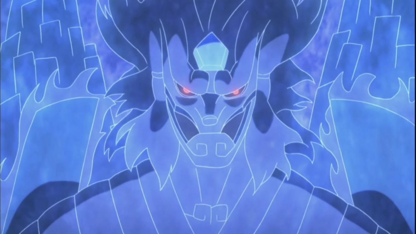 Naruto Uchiha Madara Susanoo
