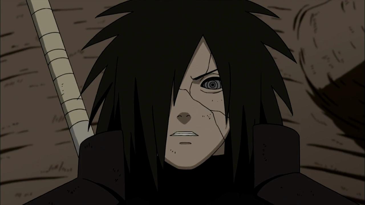 Naruto Madara Uchiha 2