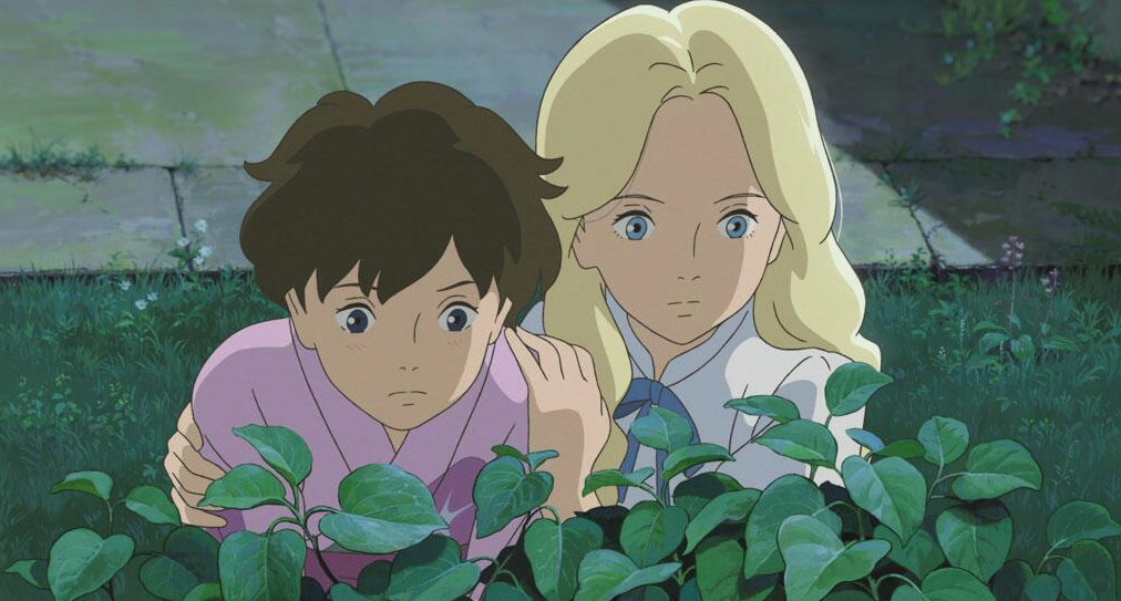 When Marnie Was There Omoide no Marnie Oscars Academy Award for Best Animated Feature 2016