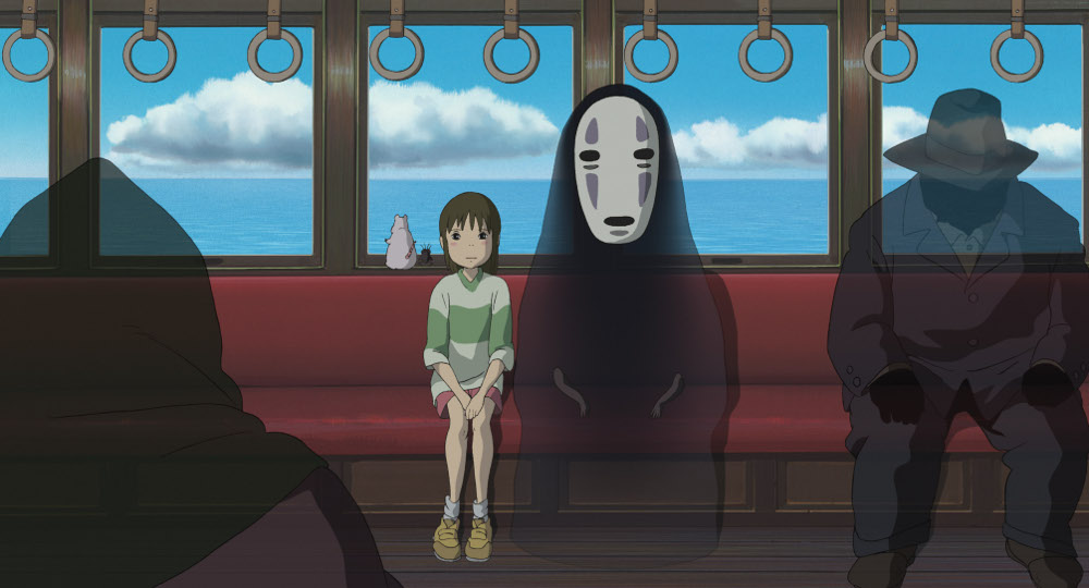 Sen to Chihiro no Kamikakushi Spirited Away Oscars Academy Award for Best Animated Feature 2016