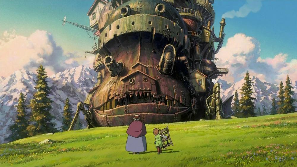 Howl no Ugoku Shiro Howl's Moving Castle Oscars Academy Award for Best Animated Feature 2016