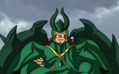 Asgard Saint Seiya: Soul of Gold, Hercules Tanngsnir