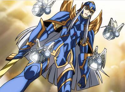 Asgard Saint Seiya: Soul of Gold, Balder Hraesvelgr