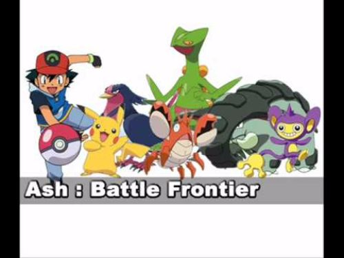 Pokemon Advanced Generation_Battle Frontier