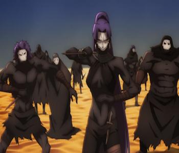 Fate/Zero, Assassin