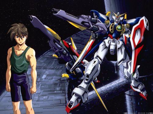 Gundam Wing_Heero Yuy