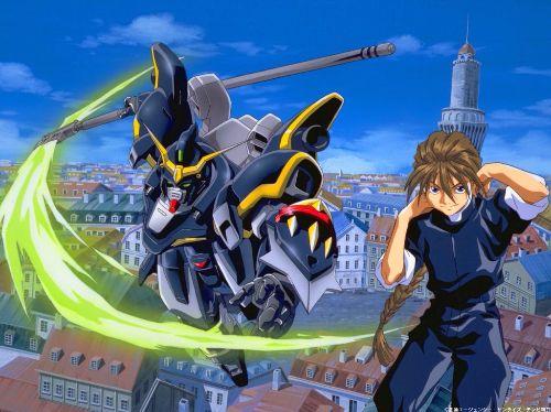 Gundam Wing_Duo Maxwell