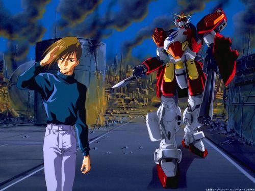 Gundam Wing_Trowa Barten