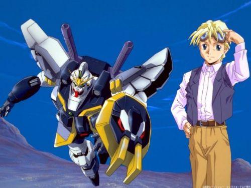 Gundam Wing_Quatre Raberba Winner