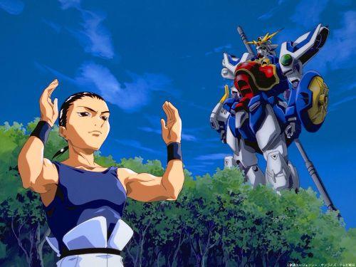 Gundam Wing_Chang Wufei