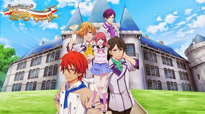 Bonjour♪Koiaji Pâtisserie cooking anime food anime