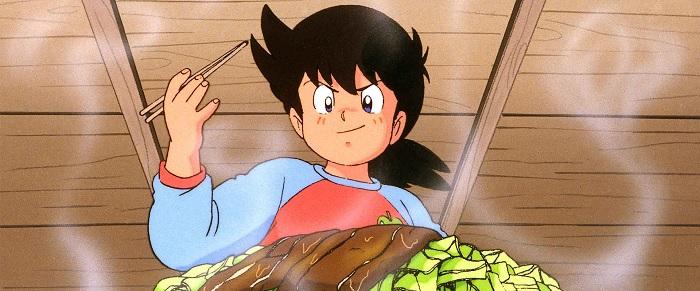 Mister Ajikko cooking anime food anime