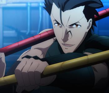 Fate/Zero, Lancer