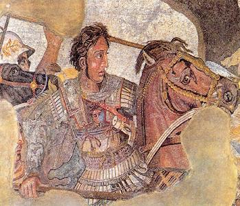 Fate/Zero, Alexander the Great