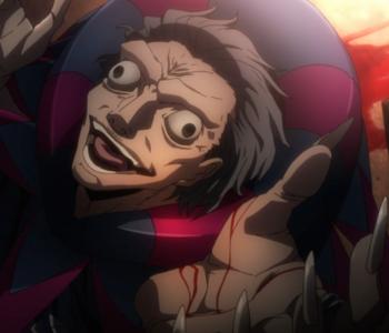 Fate/Zero, Caster