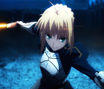 Fate/Zero, Saber